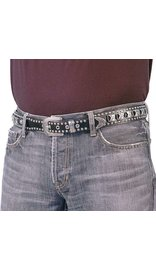 Heavy Metal Western Belt #BT10477C -