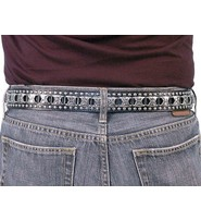 Heavy Metal Western Belt #BT10477C