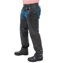Unik Heavy Weight Premium Buffalo Pocket Chaps #C7200PK