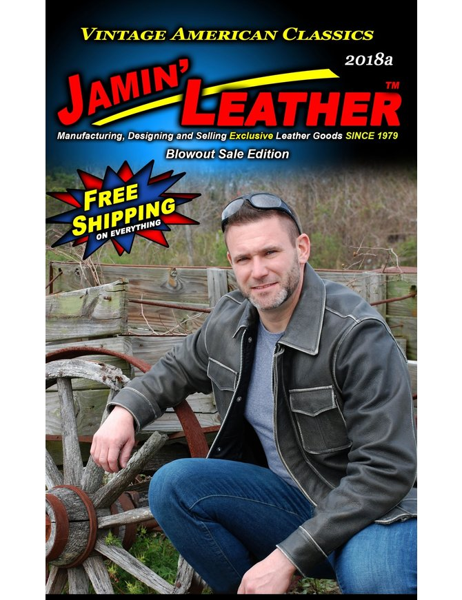 ADD a Jamin Leather Catalog! #CATALOG