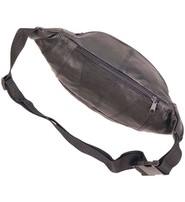 Black Large 5 Pocket Fanny Pack #FP2004K