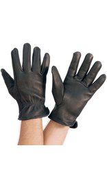 Unlined Deerskin Leather Gloves #G11NK