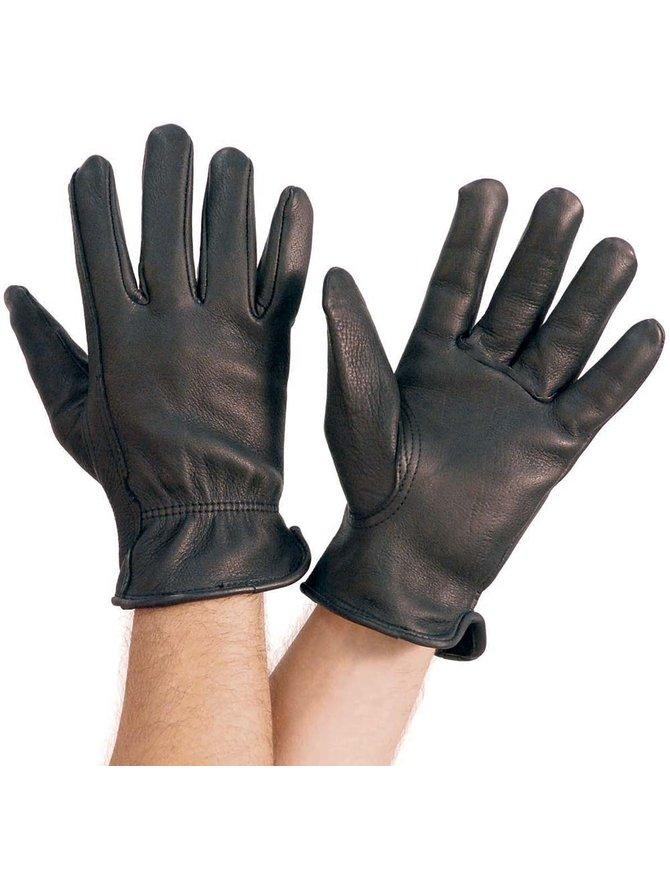 Unlined Deerskin Leather Gloves #G11NK