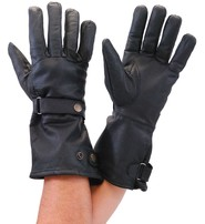 Long Cuff Premium Motorcycle Gloves #G2064NK