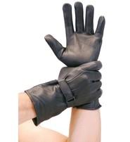 Milwaukee Deerskin Unlined Motorcycle Gloves w/Extended Cuffs #G864NDEER