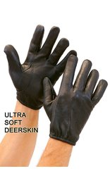 Milwaukee Unlined Premium Deerskin Leather Gloves #G887DEER