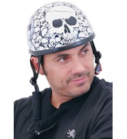 Dream Skull Boneyard Novelty Helmet #H6401SK