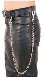 Jamin Leather 36 Inch Fun Chain w/Key Klip #KK236