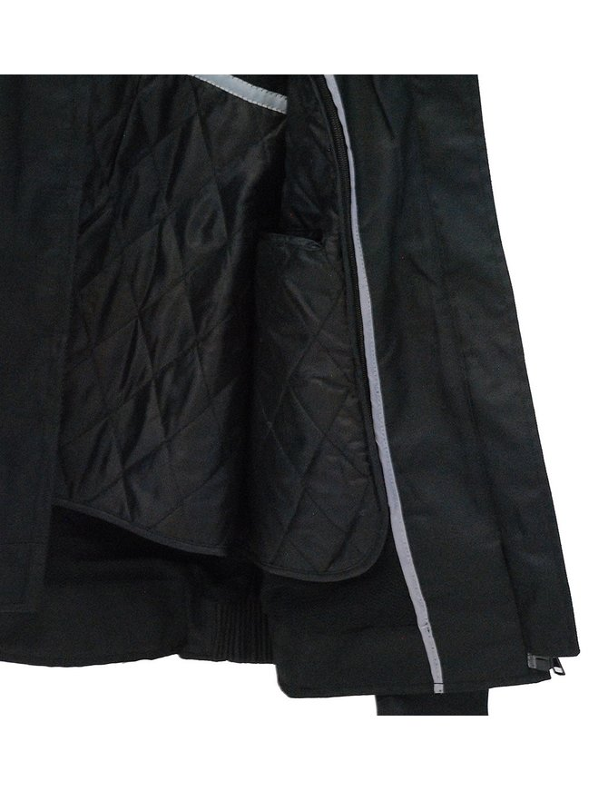 Phoenix Embroidered Women's Textile Motorcycle Jacket w/Vents #LC3598ZRK