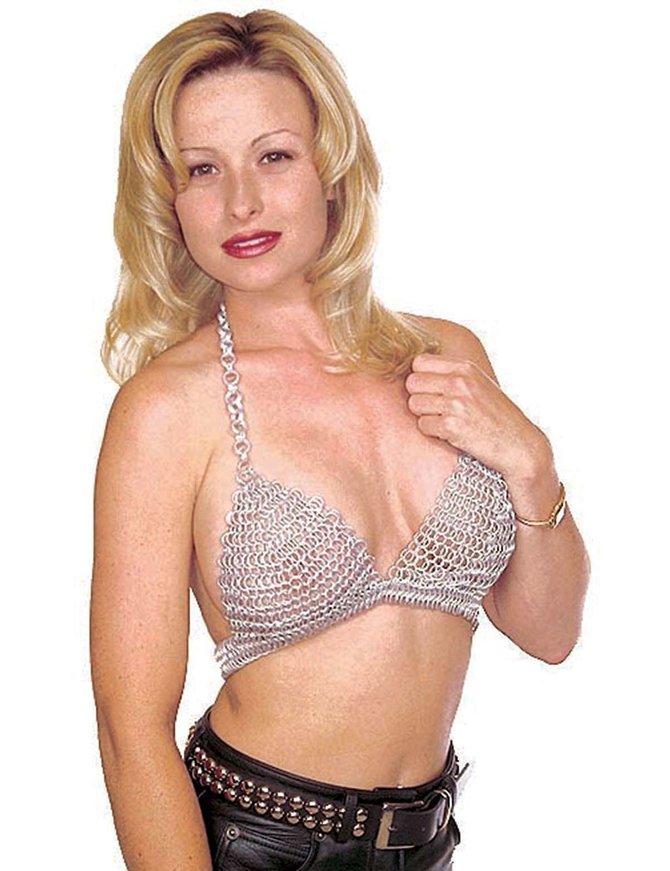 Chainmail Bikini Top #LH8254C