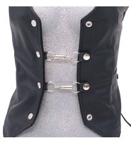 Jamin Leather Quick Release Vest Extenders (pair) #VC4033