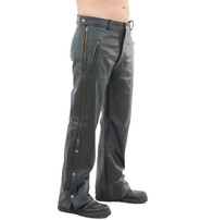 Jamin Leather Premium Leather Overpants or Chap Pants #MP1000Z