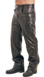Premium Buffalo Men's Leather Pants #MP750