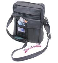 10 x 8 Side Bag Purse w/Organizer & Eyeglass Pouch #P537K