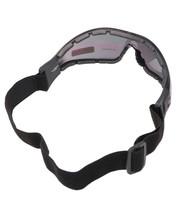 Foam Filled Anti-Fog One Piece Lens Goggles #SG7621FFSD