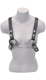 USA Brand Unisex Handcuff Leather Harness #UM113HC