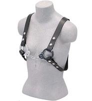 USA Brand Unisex Handcuff Leather Harness #UM113HC