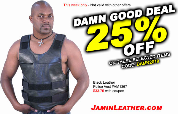 ANOTHER Damn Good Deal on Vests?! Plus, FREE Shipping!