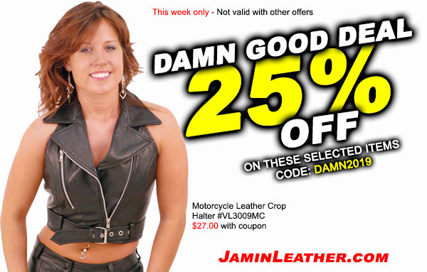 Still a Damn Good Deal on Vests! Plus, FREE Shipping!
