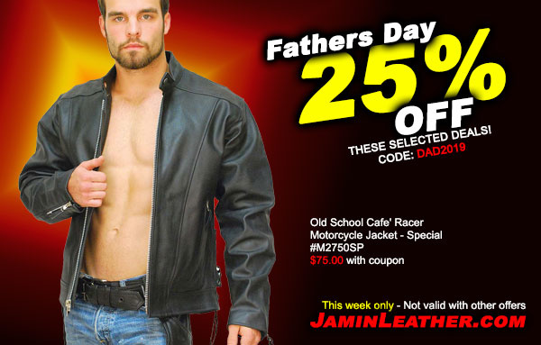 Happy Father's Day - 25% Off + Free Shipping - Best Deal of the Year!