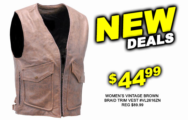New Deals for Spring!