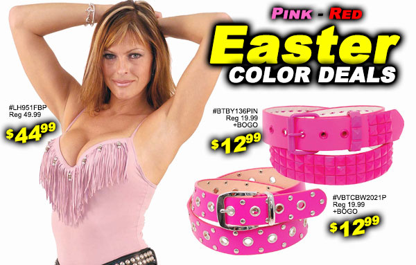 More Deals on Easter Colors!
