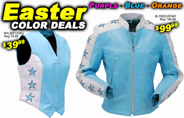 Deals on Easter Colors!