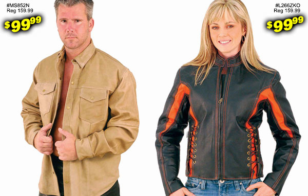 MORE Spring Jackets for $99.99 or Less!