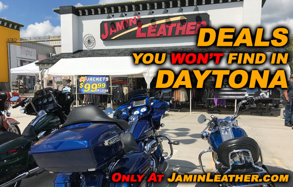 You Can't Find These Deals at Daytona! Plus, FREE Shipping!