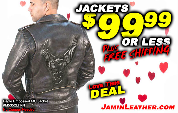 Jackets for $99.99 or Less! Plus FREE Shipping!