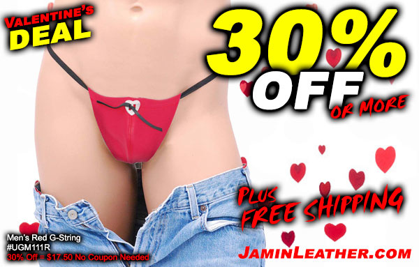 30% OFF (Or More!) Valentine's Deals ! While There's Time!