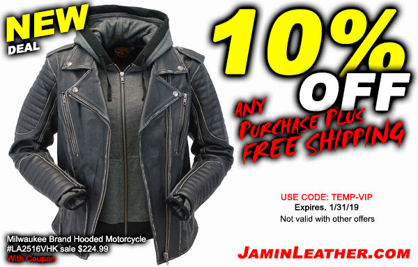 More New Deals! 10% Off Coupon + Free Shipping
