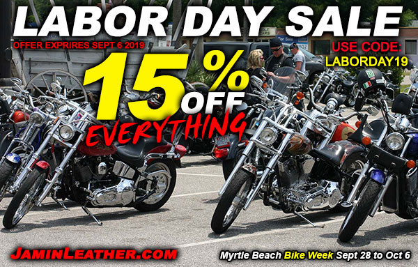 Labor Day Sale! 15% OFF Everything + FREE Shipping!