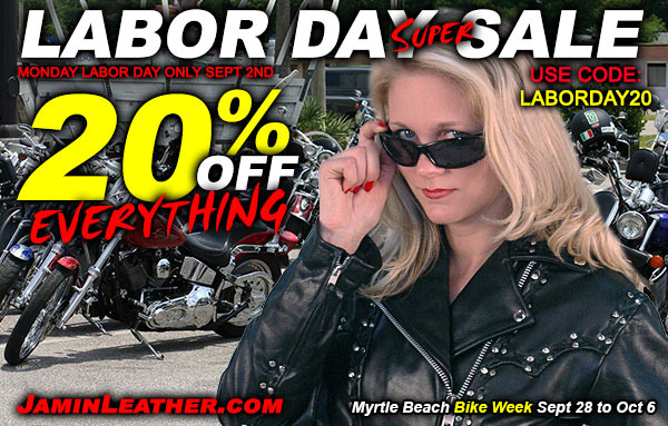 1 DAY ONLY Labor Day Super Sale! 20% OFF Everything + FREE Shipping!