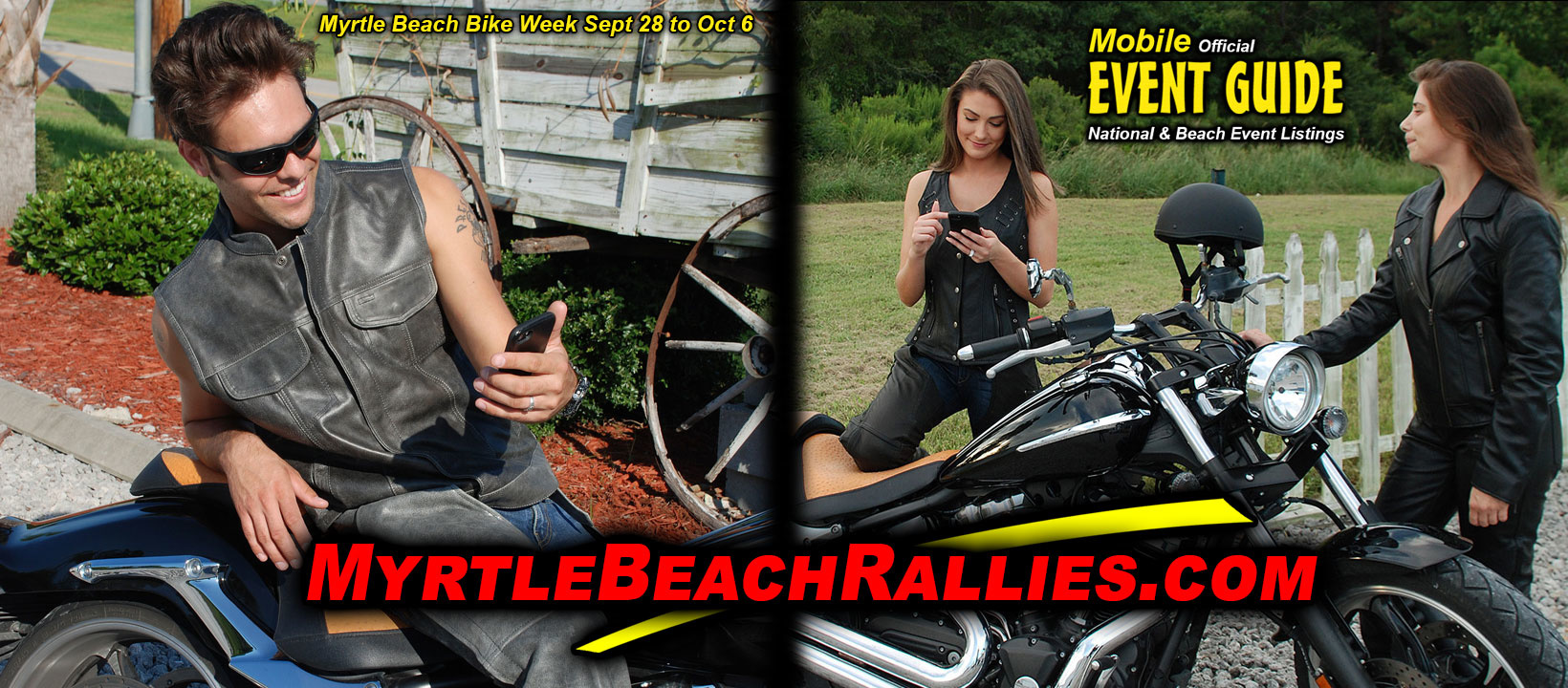 Are You Ready?! Myrtle Beach Bike Week is Here!