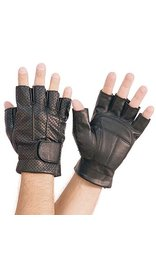 Vented Fingerless Gel Palm Gloves #G7016VK
