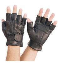 Vented Fingerless Gel Palm Gloves #G7016VK