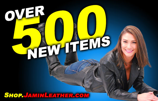 Exclusive Invitation: Shop.JaminLeather.com is LIVE!
