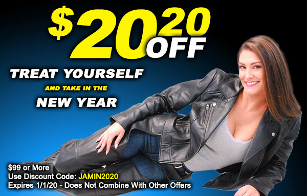 LAST CHANCE to Start the New Year with $20.20 Off Your Purchase!