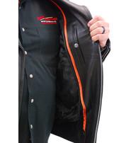 First Classics Men's Vented Utility Cruising Jacket #M244BNKDZ