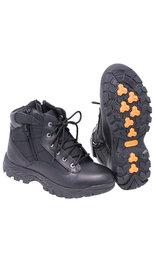 """Milwaukee Men's 5"""" Lace-Up Zip Riding Boots #BM9011LZK"""