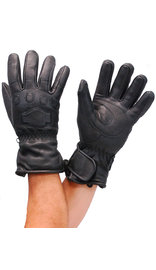 Thinsulate™ Deerskin Gauntlet Gloves w/Shield #G0340DEER