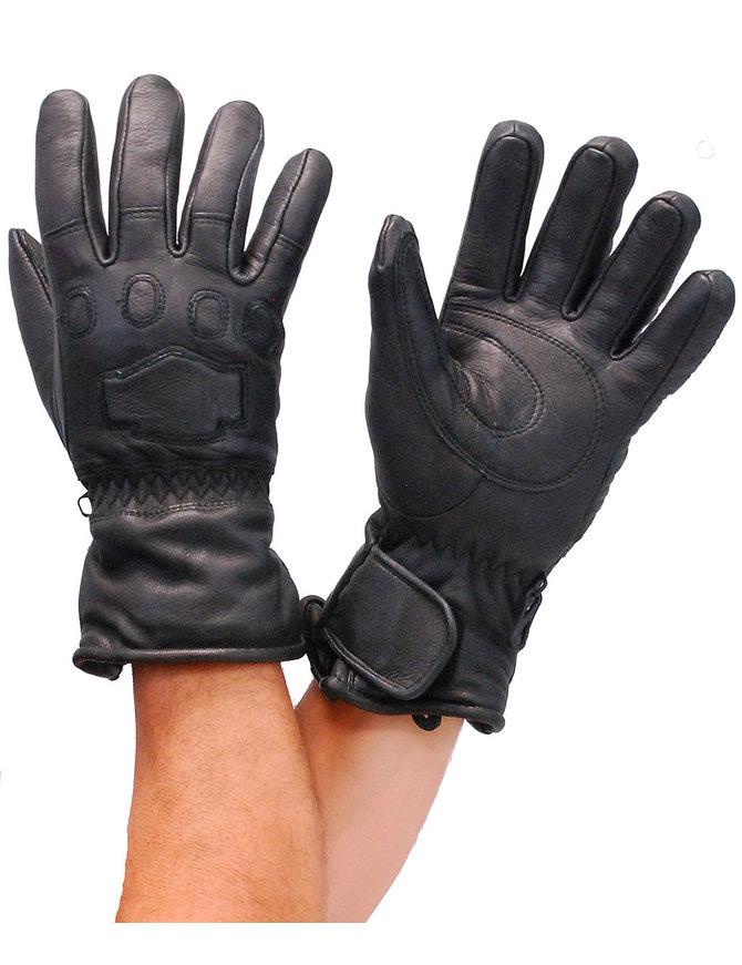 Thinsulate™ Deerskin Gauntlet Gloves w/Shield #G0340DEER