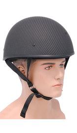 D.O.T. Kevlar Print on Flat Black Helmet #H97120KEV