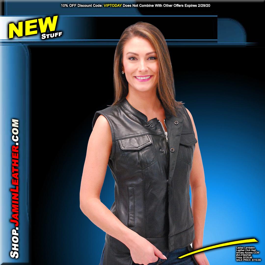 New Stuff - VL5160ZGK