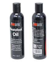Neatsfoot Oil 8 Oz #A_NO54086