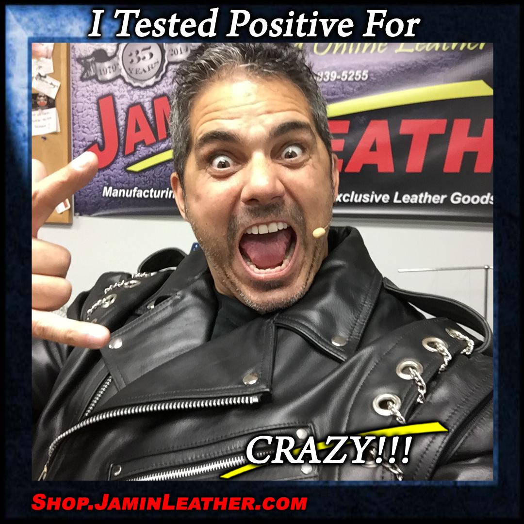 I tested positive for... Crazy!!!
