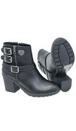 Milwaukee Milwaukee Black Buckle Boot #BLC9405ZK