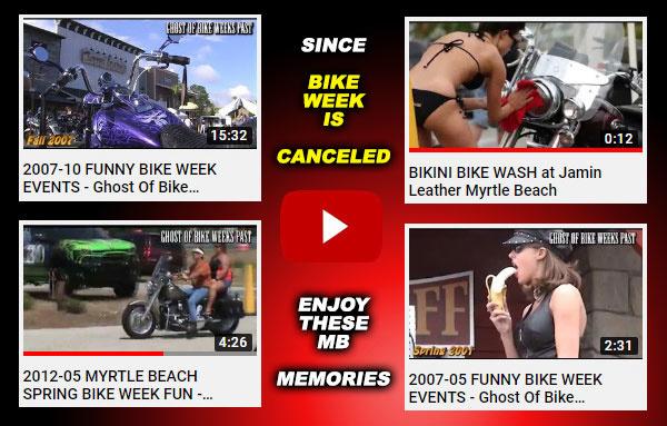 Bike Week Videos + 20% Off Stimulus