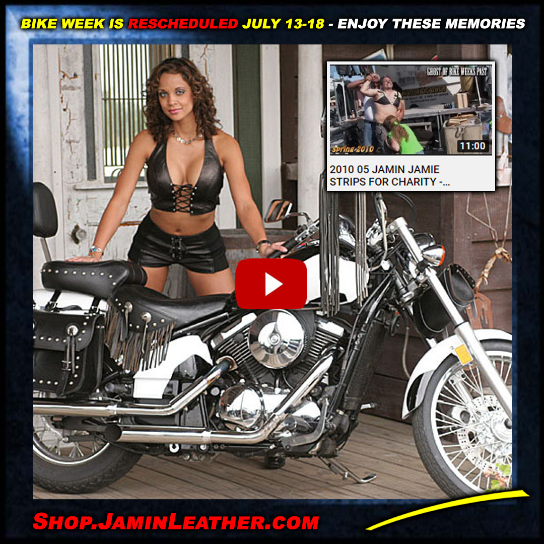 Enjoy These Memories! - Jamin Jamie Strips For Charity!